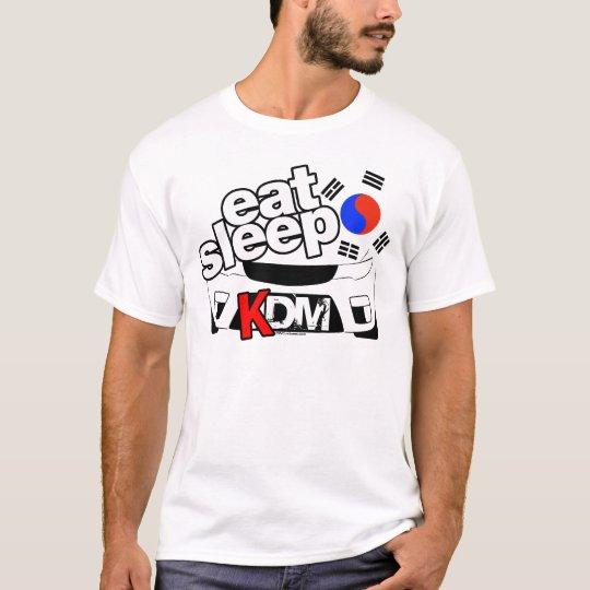 Eat Sleep KDM Forte T-Shirt