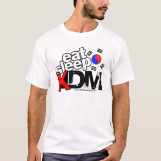 Eat Sleep KDM (Light) T-Shirt