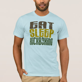 Eat Sleep Kickboxing 1.1 T-Shirt