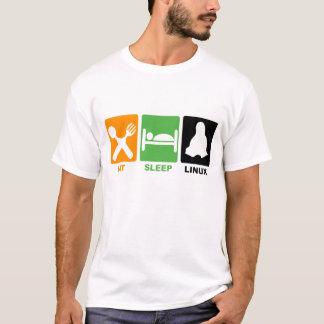 EAT SLEEP LINUX T-Shirt
