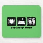 eat sleep math