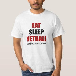 Eat sleep netball T-Shirt