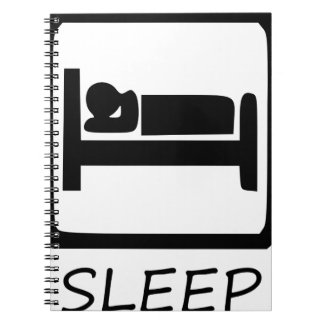 EAT SLEEP NOTEBOOKS