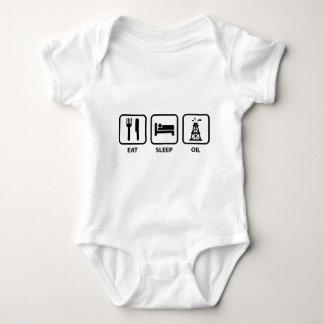 Eat Sleep Oil T-shirts