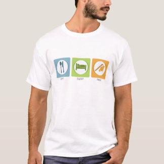 Eat Sleep Paint T-Shirt