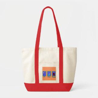 Eat Sleep Pharmacy  Pharmacist Gifts Impulse Tote Bag