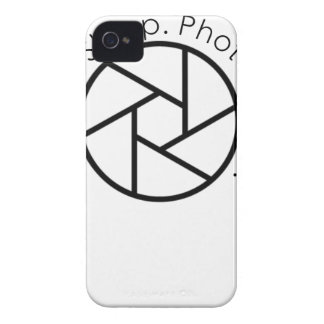 Eat. Sleep. Photography. Camera Case-Mate iPhone 4 Case