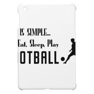 eat sleep play football cover for the iPad mini