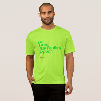 Eat Sleep Play Football Supreme T-Shirt