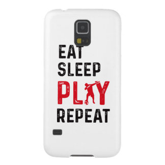 Eat Sleep Play Soccer Cool Player Dab Case For Galaxy S5