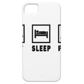 EAT SLEEP POOP iPhone 5 CASE