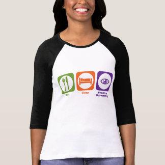 Eat Sleep Practice Optometry T-Shirt