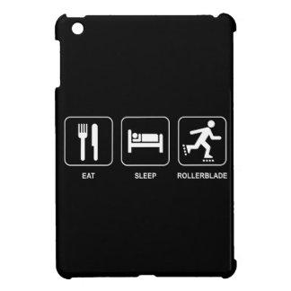 Eat Sleep Rollerblade iPad Mini Case