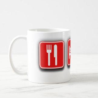 Eat Sleep Rotary Mug