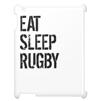 Eat Sleep Rugby Cover For The iPad