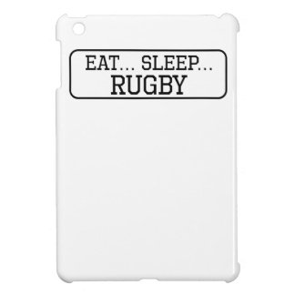 Eat Sleep Rugby Case For The iPad Mini