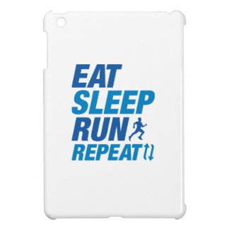 Eat Sleep Run Repeat iPad Mini Case