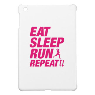 Eat Sleep Run Repeat iPad Mini Covers