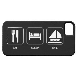 Eat Sleep Sail iPhone 5 Covers