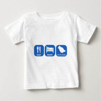 Eat Sleep Saudi Arabia Tshirt