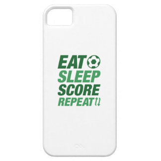 Eat Sleep Score Repeat Case For The iPhone 5