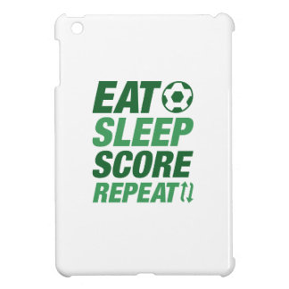 Eat Sleep Score Repeat iPad Mini Cover