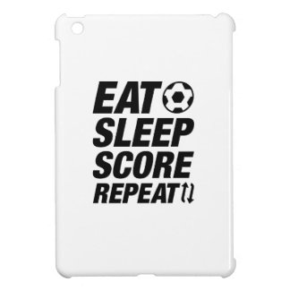 Eat Sleep Score Repeat iPad Mini Covers