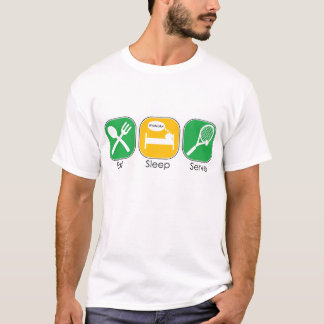 Eat Sleep Serve T-Shirt