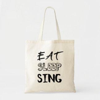 Eat, Sleep, Sing Bag