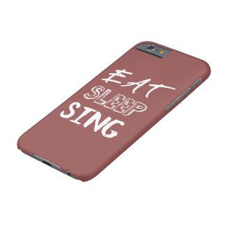 Eat, Sleep, Sing Phone Case
