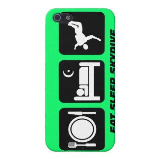 eat sleep sky diving iPhone 5/5S case