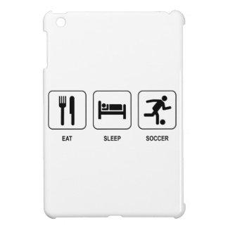 Eat Sleep Soccer Cover For The iPad Mini