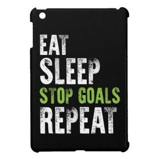 Eat Sleep Stop Goals Repeat Shirt Case For The iPad Mini