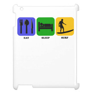 Eat Sleep Surf Cover For The iPad