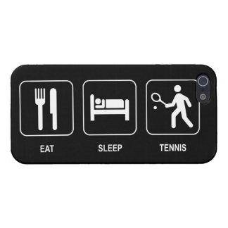 Eat Sleep Tennis iPhone 5 Case