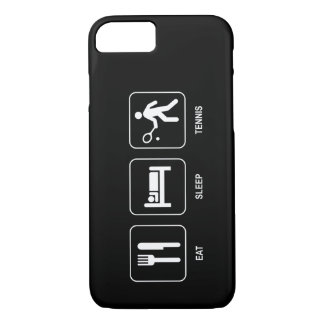 Eat Sleep Tennis iPhone 7 Case