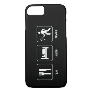 Eat Sleep Tennis iPhone 7 Case