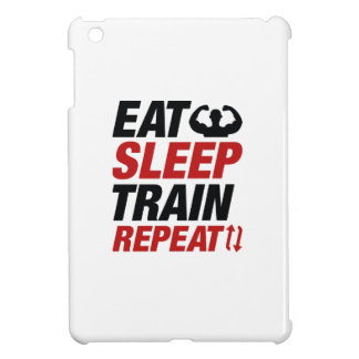 Eat Sleep Train Repeat iPad Mini Case
