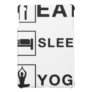 Eat Sleep Yoga Case For The iPad Mini
