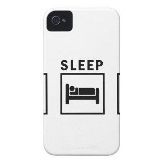 eat sleep yoga iPhone 4 covers