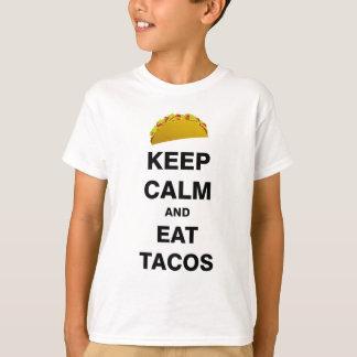 Eat Tacos T-Shirt
