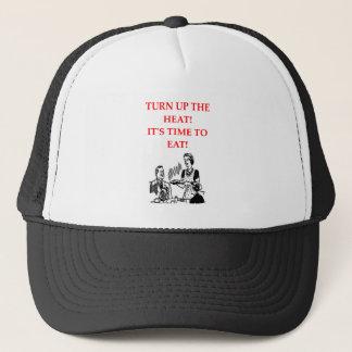 EAT TRUCKER HAT