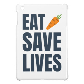Eat Vegan - Save Lives iPad Mini Case