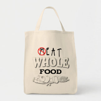 Eat Whole Food Tote