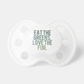 Eat Yo Greens! Baby Pacifier