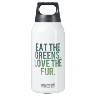 Eat Yo Greens! SIGG Thermo 0.3L Insulated Bottle