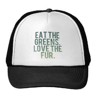 Eat Yo Greens! Trucker Hat