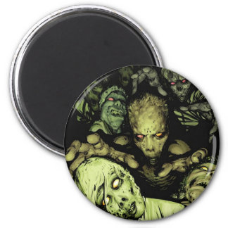 Eat your brains 2 inch round magnet