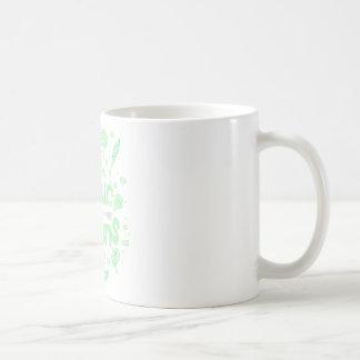eat your greens coffee mug