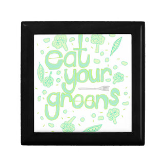 eat your greens gift box